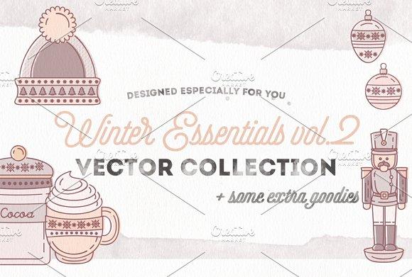 Winter Essentials - Vol. 1 - Objects
