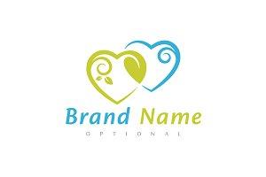 Shared Hearts Logo
