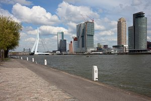 Rotterdam Downtown