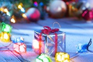 lights and gift