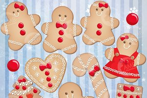 Christmas Gingerbread Cookies, 1502