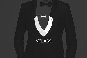 V-Class Logo