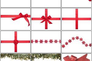 Christmas Design Elements I