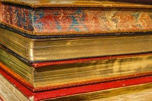 When a book was golden
