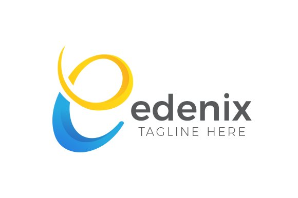 Letter E Logo Logo Templates Creative Market