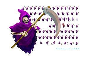 Grim Reaper - Character Sprite