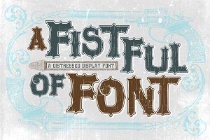 Fistful of Font