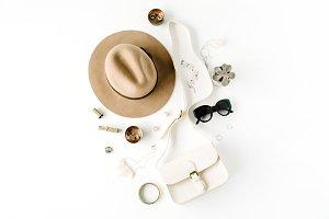 Trendy feminine accessories