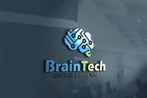 BrainTech Logo
