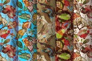 5 Fine Floral Patterns