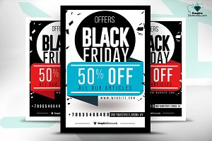 Black Friday Sales Flyer