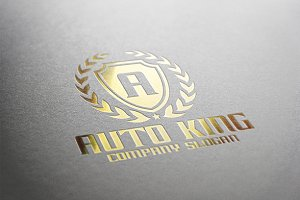 Auto King Logo