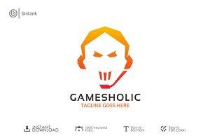 Games Holic Logo