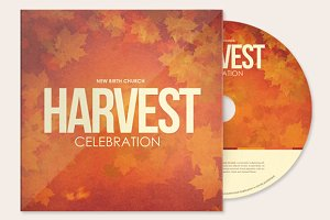 Harvest Celebration CD Artwork
