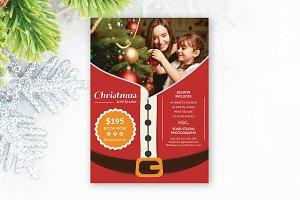 Christmas Mini Session Template-V427