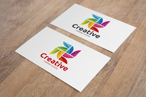 Creative logo design