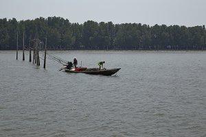 Fishermen Life Thailand