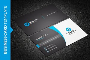 Clean Stylish Business Card