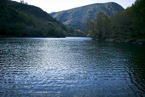 clear water reservoir