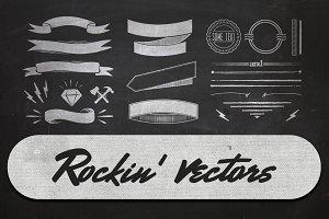Rockin' Vectors