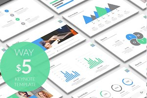 Way - Creative Powerpoint Template