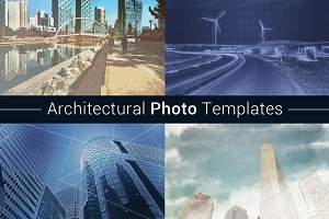 Architectural Photo Template