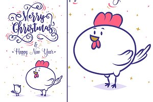 Happy Rooster New Year
