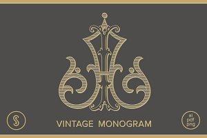 AI Monogram IA Monogram