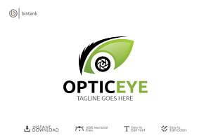 Optic Eye Logo