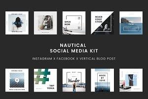 Nautical Social Media Kit_PowerPoint