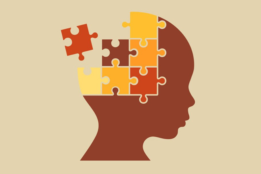 Puzzle Human Head