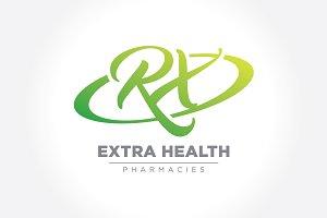 Pharmacy Logo Template Design