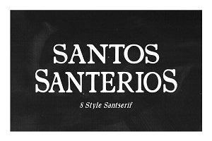 Santerios Santos 40%off
