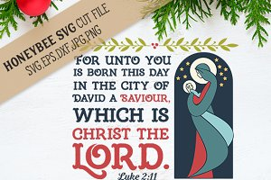 For Unto Us Is Born This Day
