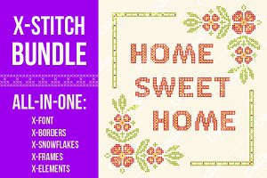 Cross-stitch BUNDLE