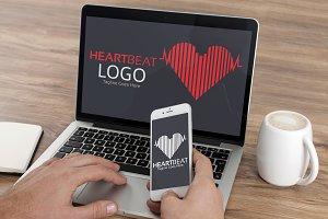 Heart Beat Logo