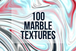 100 Marble textures