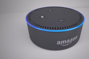 Amazon Echo Dot [Black]