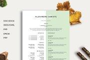Resume/CV Cover Letter