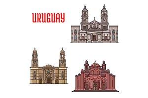 Famous landmarks of Uruguay