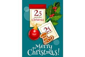 Christmas Day poster