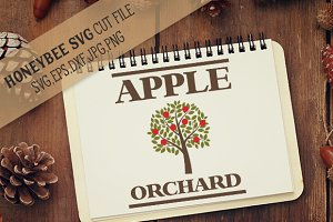 Apple Orchard Country Sign