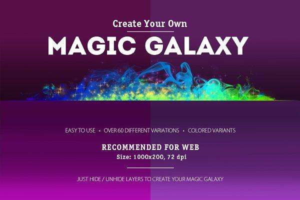 Magic Galaxy [Dvider Generator]