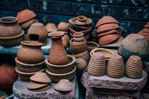 Handmade Terracotta Ceramics