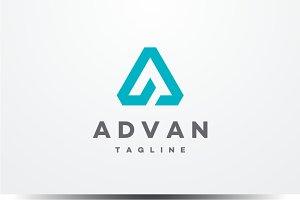Advan - Letter A Logo
