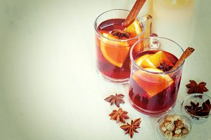 Christmas Winter Drink