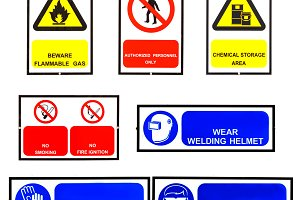 safety signs broad
