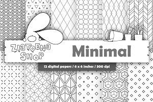 Geometric Paper Pack
