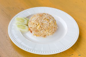 fried rice thai style