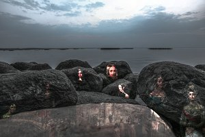 memory of stones ashore